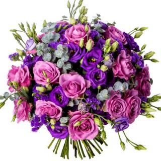 bouquet-lisianthus