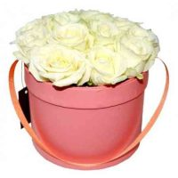box-of-15-white-roses